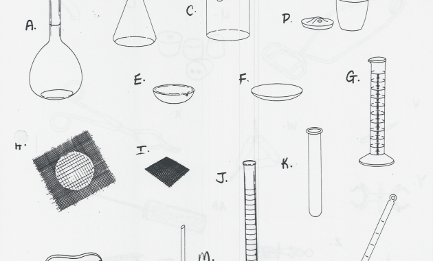 Science Lab Tools Worksheet Inspirationa Science Equipment Uses