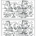 Spot The Differences Worksheets