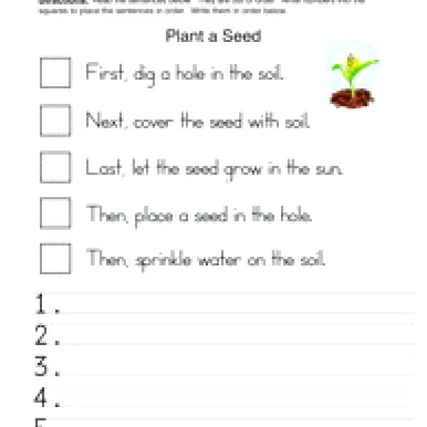 Story Sequencing Worksheets For 2nd Grade – Tagn