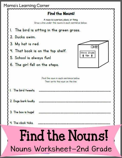 Types Of Sentences Worksheets 2nd Grade Fresh 2nd Grade Activity