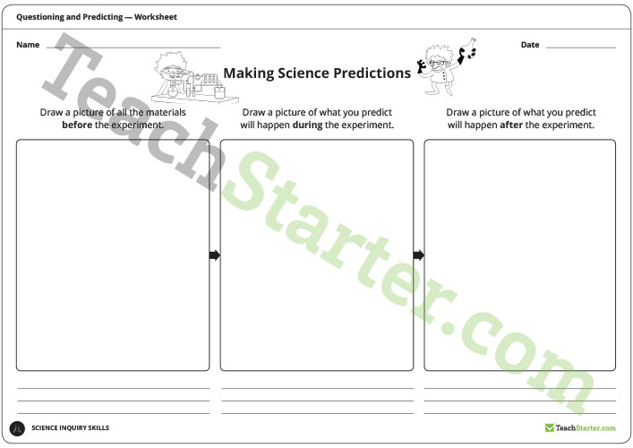 Making Science Predictions