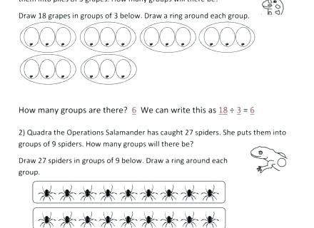 2nd Grade Division Worksheets – Autohersteller Info