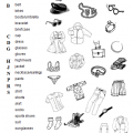 Clothes Worksheets Pdf
