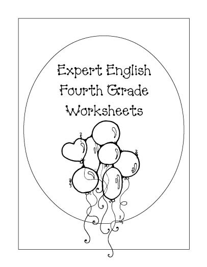 Expert English Fourth Grade Worksheets Answer Key