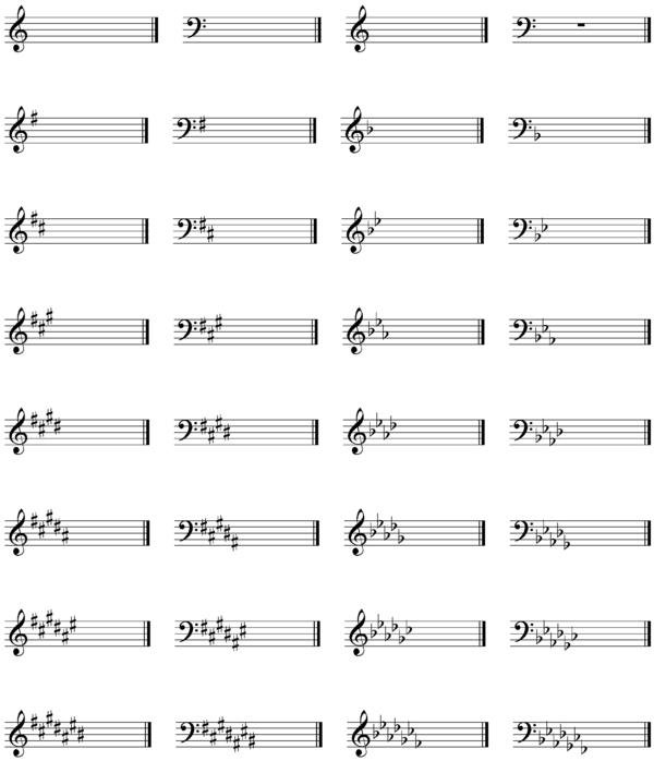 Music Theory I