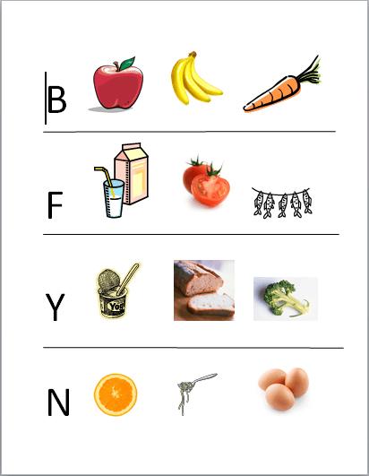 Alphabet Worksheets For Preschoolers