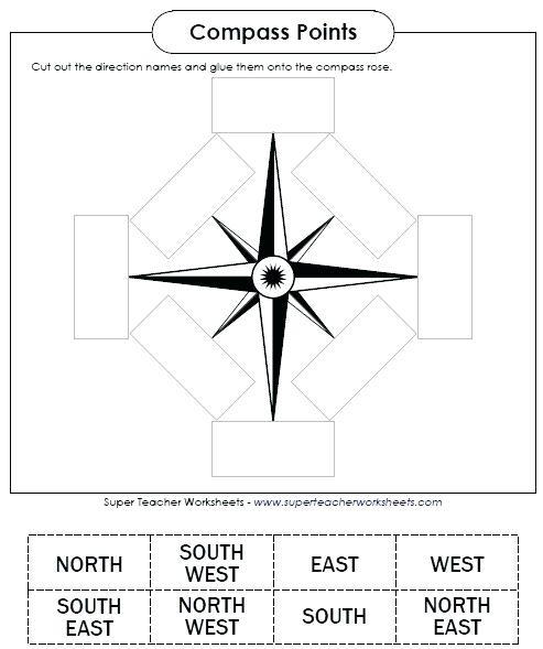 6th Grade Map Skills Worksheets Printable Map Skills Worksheets