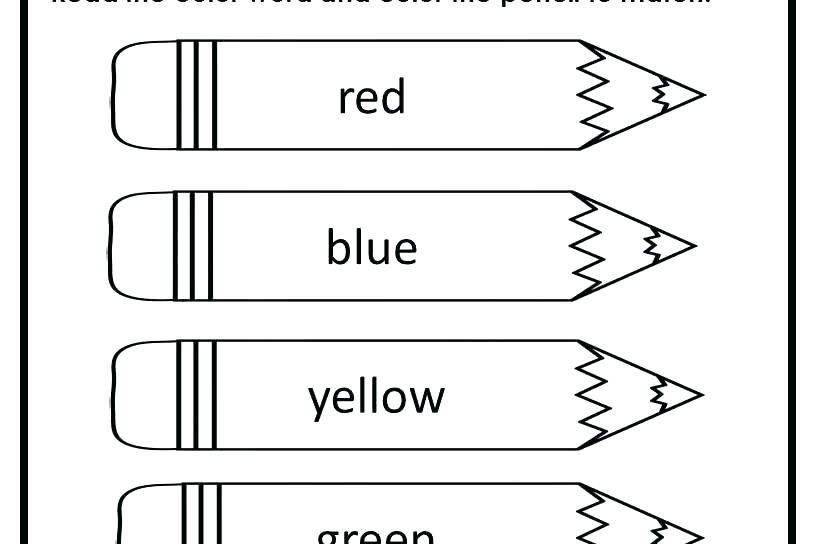 Color Yellow Worksheets Color Green Worksheet Green Coloring Pages