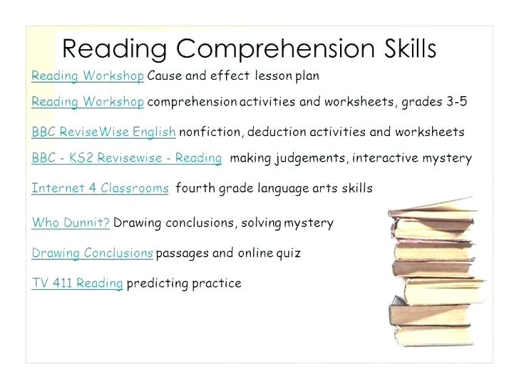 Fourth Grade Worksheets First Transform Reading Comprehension 11th