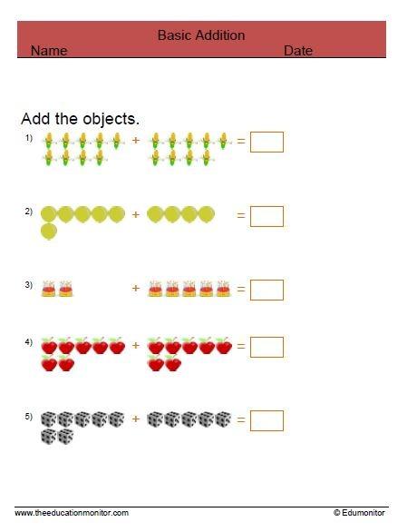 First Grade Teacher Worksheets