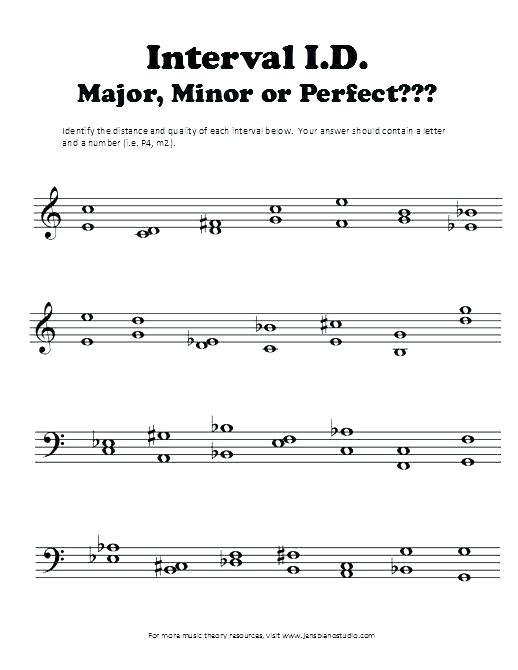 Guitar Music Theory Worksheets Beginner Free Music Theory