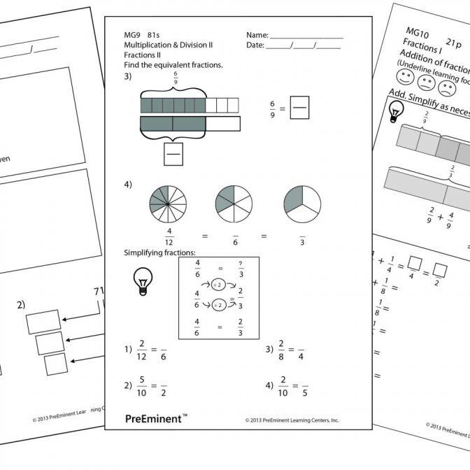 Sample Kumon Math Worksheets Fine Pdf Images Worksheet Mathematics