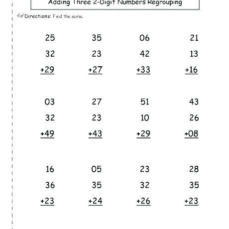 Printable Math Worksheets For Grade 1 Math Free Printable Math