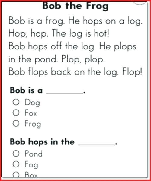Grade 4 English Worksheets Printable – Deglossed Com