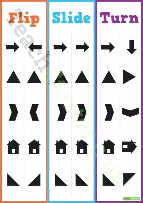 Reflections Worksheet Geometry – Osklivkakatkapromena Info