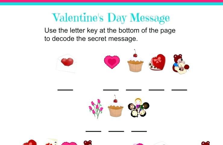 Secret Message Worksheets – Leoheath Club