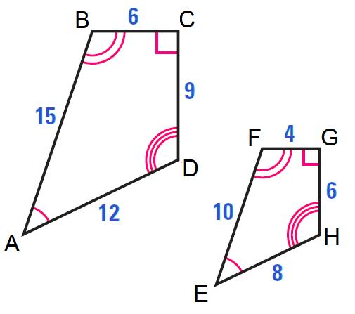Similar Polygons Worksheet
