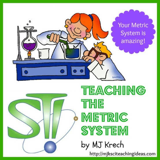 Teaching The Metric System