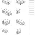 Worksheets For Volume