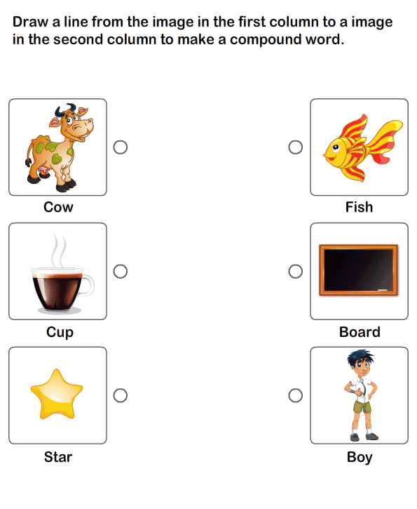 Compound Words Worksheet 17