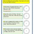 Math Worksheets For Grade 3 To Print