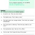 Worksheets English Grade 6