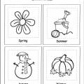 Season Activity Worksheets