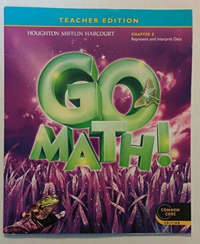 9780547591032  Go Math! Grade 3 Teacher Edition Chapter 2
