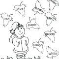 Autumn Worksheets Preschool