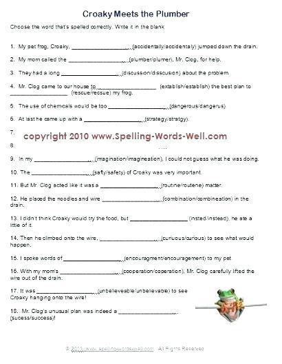 Basic Kids Worksheets Grammar For Class Grade 1 Easy At Worksheets
