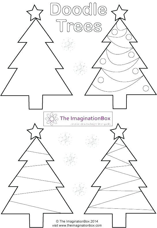 Christmas Tree Worksheets For Preschool Worksheets On Trees Apple