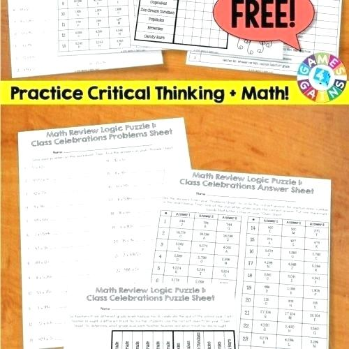 Consumer Mathematics Worksheets Collection Of Business Math