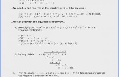 Factoring Completely Worksheet Algebra 2 Inspirational How To
