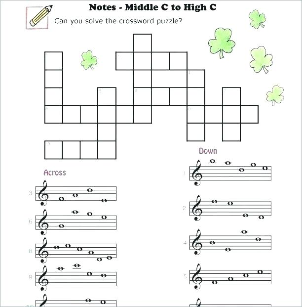 Free Music Theory Worksheets Printable For Elementary Note Reading