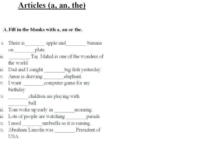 Cheerful Language Arts Worksheets Grade 6 English Comprehension