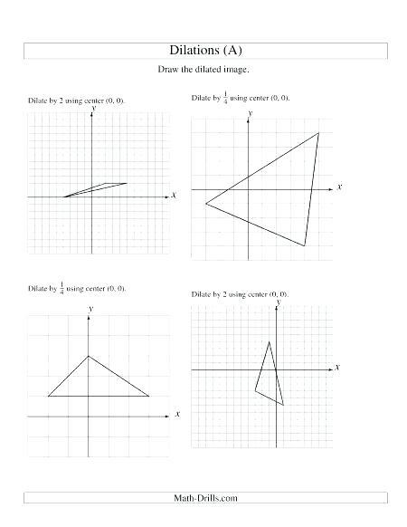 Grade 8 Math Geometry Worksheets