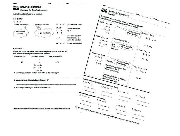 Harcourt Science Grade 3 Worksheets