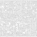 Hard Maze Worksheets