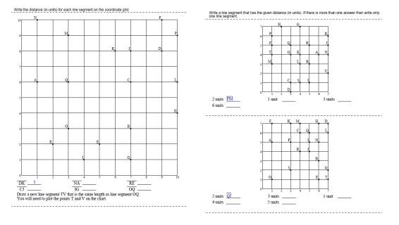 Measure Length Of Line Segments