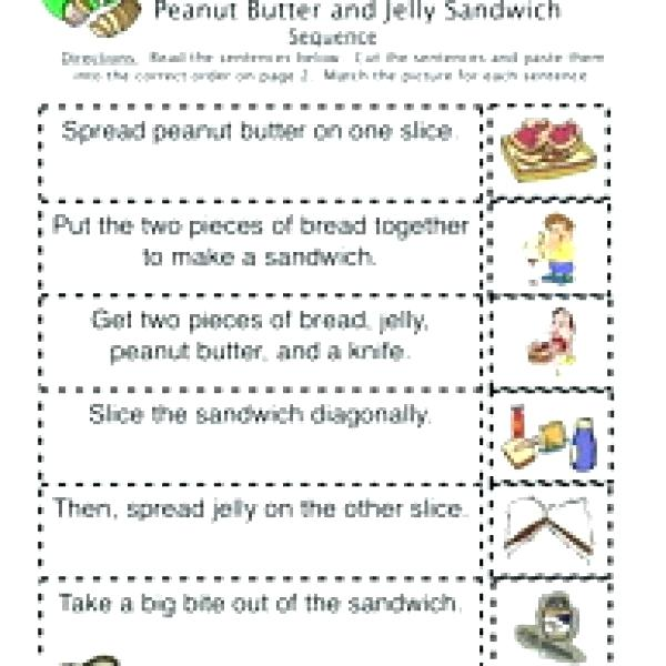 Story Sequences Worksheets Math Download Free Educational