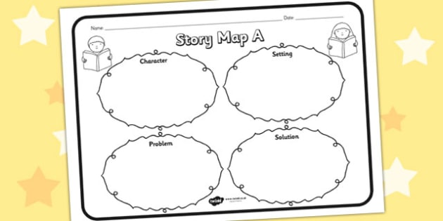 Story Map A Worksheet