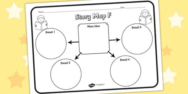 Story Map F Worksheet