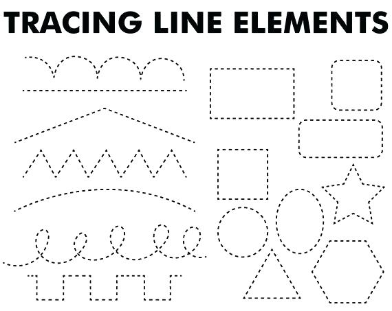 Princess Trace Line Worksheet Tracing Curved Lines Worksheets Free