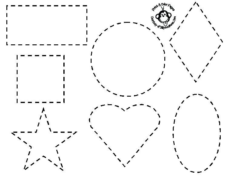 Tracing Stencils For Preschoolers – Videogamefinder Club