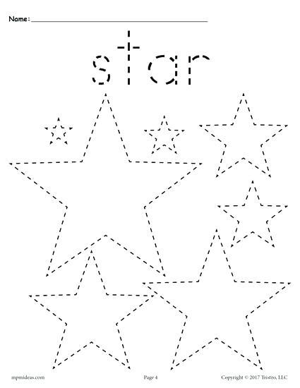 Tracing Worksheets Free Shapes Tracing Worksheets Tracing Shapes