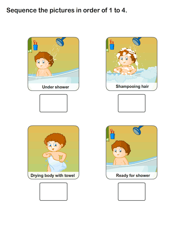 Online Personal Hygiene Worksheets , Worksheet To Learn , Kids