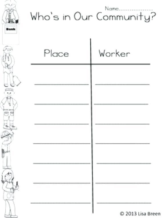 Worksheets  Worksheets For Preschool Printable Community Have Fun
