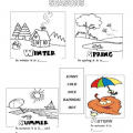 Seasons Of The Year Worksheets Free