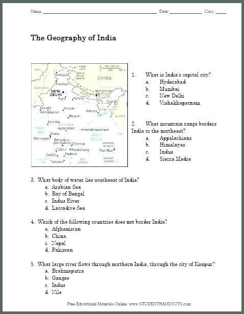 1st Grade Geography Worksheets World History Printable Worksheets