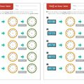 Telling Time Worksheets Ks1